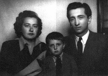 Grandparents Koljesar