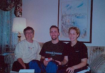In Miller's home