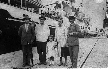 Great-grandparents Varga