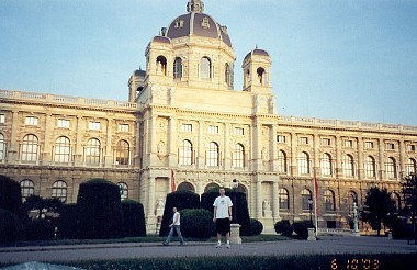 Wien, Museum of Arts